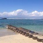 Anom Beach Inn Bungalows Foto