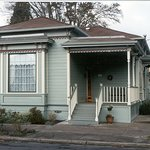 617 6th Ave SW, preserved and painted with historic colors