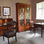 Inside Pastors residence