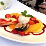 Salade de fruits exquise