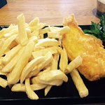 My cod and chips
