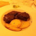 Estofado de carne con vino, delicioso!