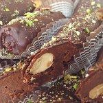Σοκολατένια κορμουδάκια