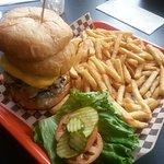 Foto de Fire Mountain Grill at Hoffstadt Bluffs Visitor Center