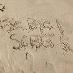 sand messages