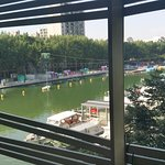 Amazing room views of the canal