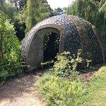 Westonbury Mill Water Gardens-billede