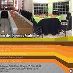 Servicio de Eventos Multiples