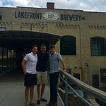Lakefront Brewery Foto