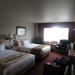 Talkeetna Alaskan Lodge - bedroom