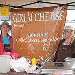 GIRL'd CHEESE by Karyl at the Everett Farmer's Market serves ONLY Breadfarm Breads.