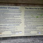 Сабильская винная гора