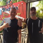 Me and Dive Instructor Chip!