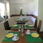 Sala colazione - Frühstücksraum - Breakfastroom