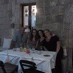KIki Fantastica proprietaria del ristorante!!!!