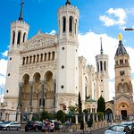 Basilique Notre Dame de Fourviere Foto