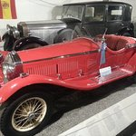 Great classic cars in the Canadian Automotive museum!
