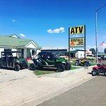 American ATV Rentals  AmericanATVRentals.com Bryce Canyon Country - Panguitch, UT