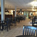 Dining Seating Area - Christopher's Coffee House, Timmins ON