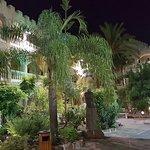 Hotel Plaza Del Castillo Foto