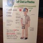 Golf Hotel La Pinetina Foto
