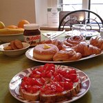 Breakfast with Pane & Pomodoro!