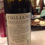 Excellent Chianti!