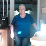 This was our AWESOME hostess~ Norma Cote