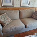 New Sofa...but it is Not a Pull Out.