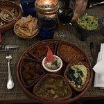 Mexican rotunda platter