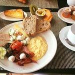 petit-déjeuner sucré-salé