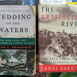 books on the erie canal