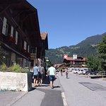 Hotel Jungfrau Lauterbrunnen Foto
