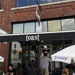 Toast Foto
