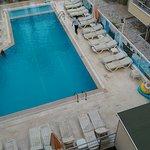 Pool area, always clean!