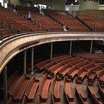 The auditorium.