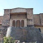 Convento de Santo Domingo construido sobre el Templo del sol (Qoricancha)