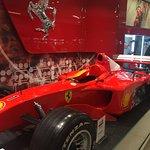 local de Ferrari objetos presiados
