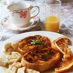 Orange French Toast... Swooning!