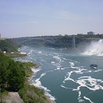 Niagara river view