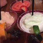 Flavoured Margaritas!