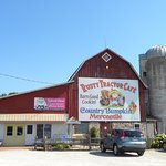 Rusty Tractor Cafe at 6228 ST HWY 42 Egg Harbor, WI 54209