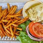 Ortega Chicken Sandwich