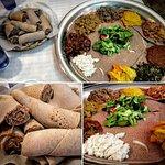 Photo de Zeni Ethiopian Restaurant
