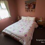 Buena cama y cómoda la habitación