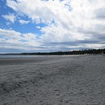 Saratoga Beach, short walk from the campgrounds