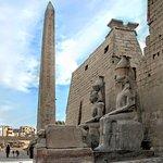 Luxor-Tempel Foto