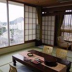 Foto de Hagi Grand Hotel Tenku