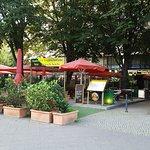 Boulevard Friedrichstrasse Foto
