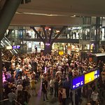Photo de InterCityHotel Berlin Hauptbahnhof